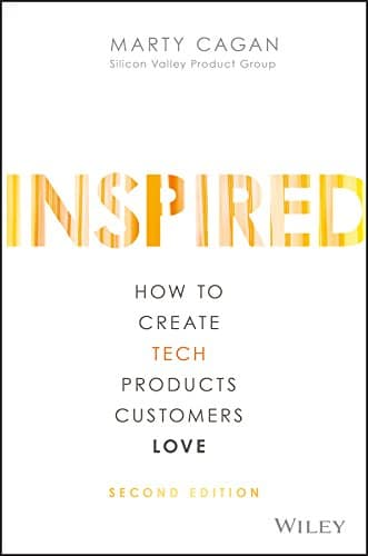 inspired v2 Book by Marty Cagan