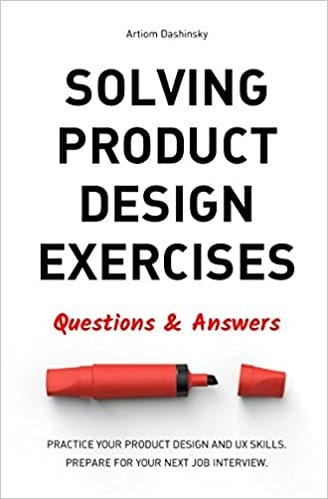 Solving product Design Exercises Artiom Dashinsky