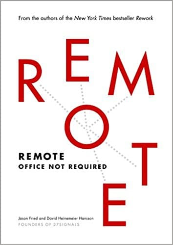 Remote Jason Fried