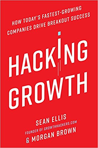Hacking Growth Sean Ellis Product Management Book Recommendation