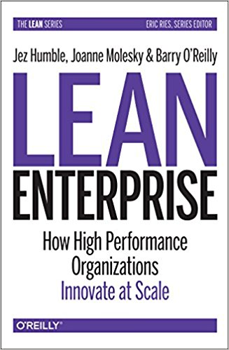 Lean Enterprise Barry O'Reilly