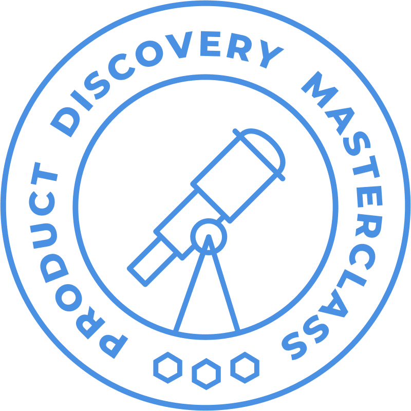 Product Discovery Online Masterclass by Tim Herbig