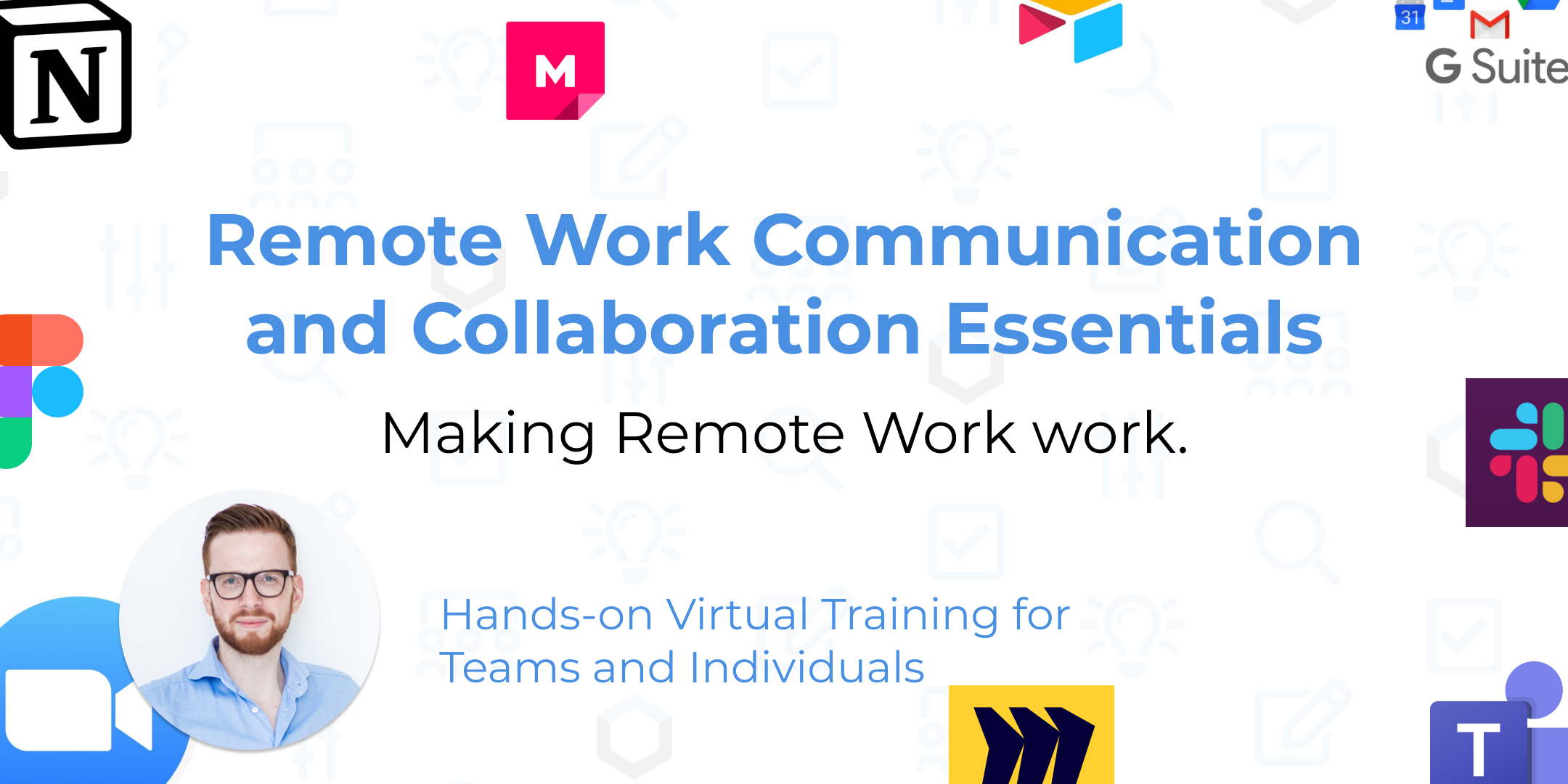 Remote Collaboration and Communication Training