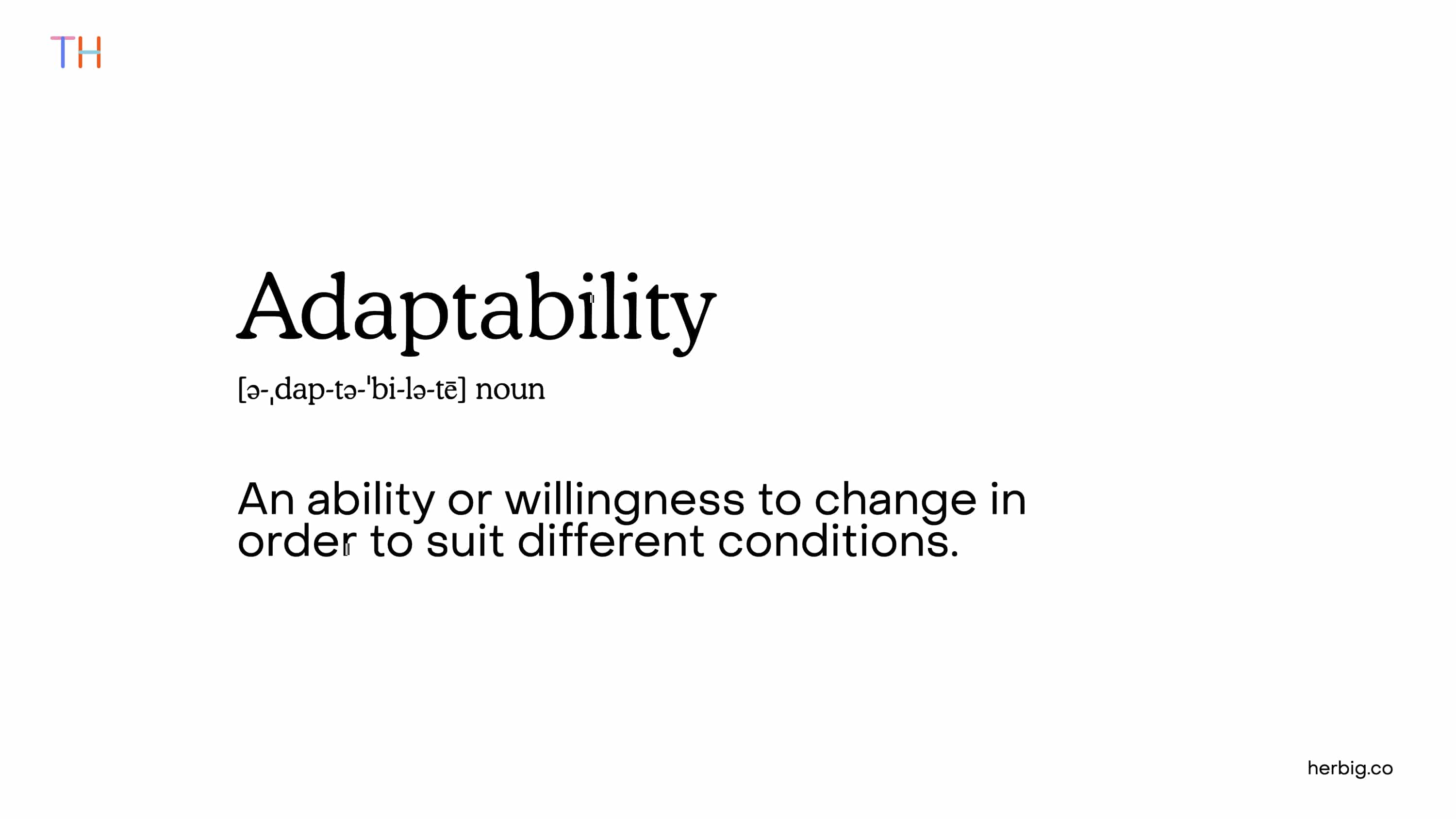 Adaptability in Product Discovery Definition - Updated
